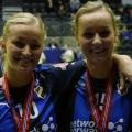 Søstrene Bredal Oftedal glade etter seier ijuniorfinalen