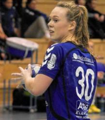 Frida Nåmo Rønning mottok Sigrid-stipendet. Foto: Andreas Kristoffer Berge